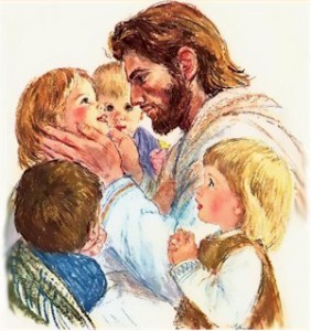 Children with Jesus