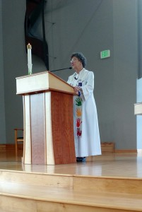 The Rev. Marianne Niesen