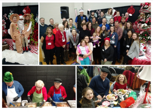 Scenes from the 2015 Holiday Party hosted by Helena First Assembly of God for our FBS and DT families