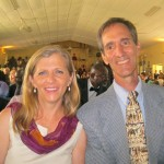 Friends and mentors Dave and Julie Pederson continue to serve the Lord well on the mission field