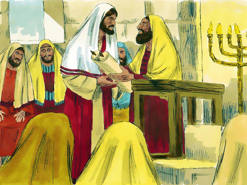"Was Jesus' Ministry ""Trauma-informed?"" [part 1 ..."