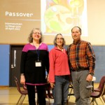 Edie Kort (volunteer), Janet Tatz, and Jim Nallick - Our Jewish Education Team!