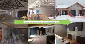Progress is being made on Van Orsdel Commons! (click for larger, clearer image)
